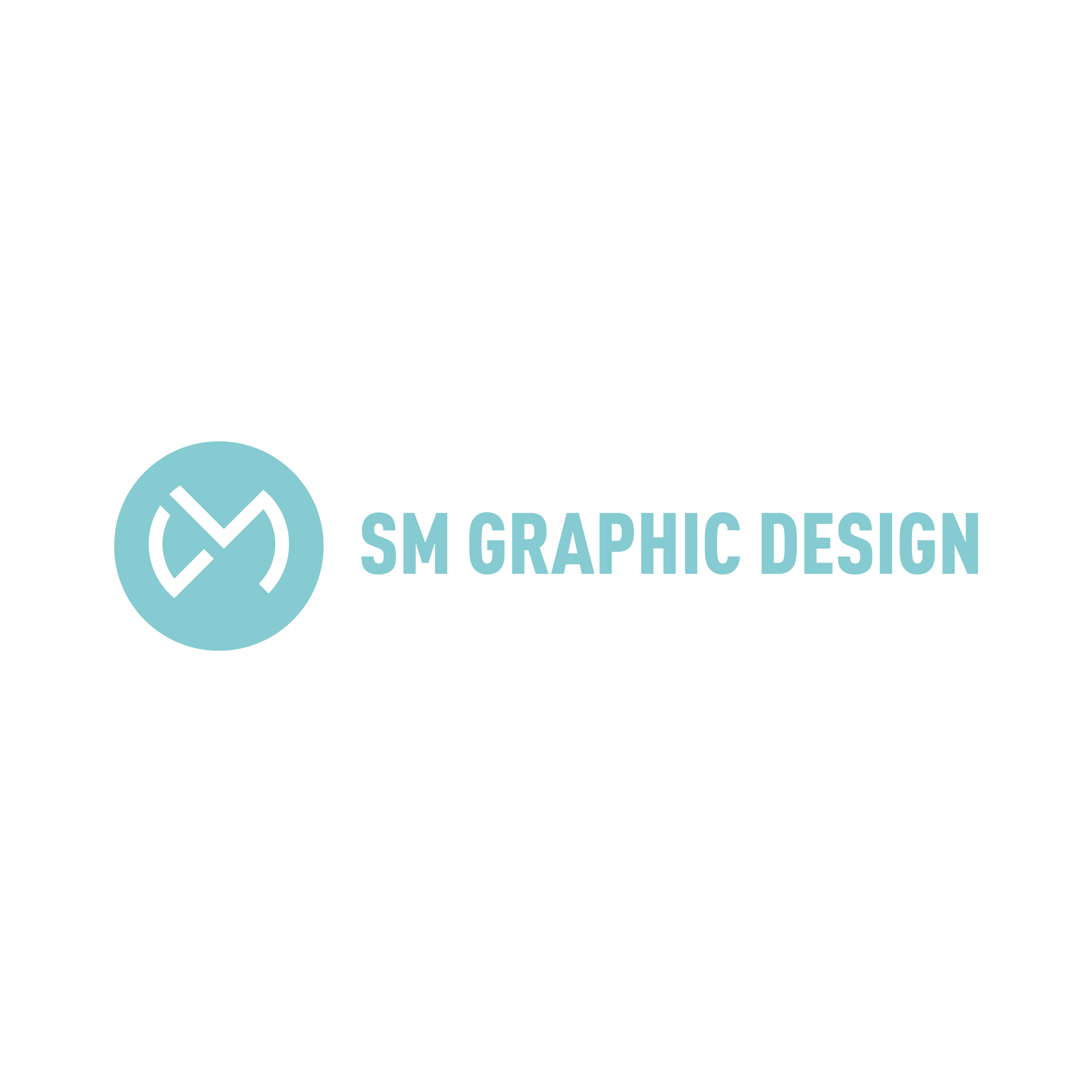 Logo SM Graphic Design